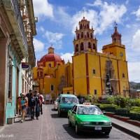 Guanajuato During the Cervantino