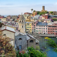 A Trip to Vernazza