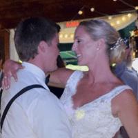 Wedding Photos: Jacky and Stephen at Cazenovia Tennis Club, 6/20/15