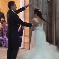Wedding Photos: Aubrey and Bill at Wolf Oak Acres, 7/25/15