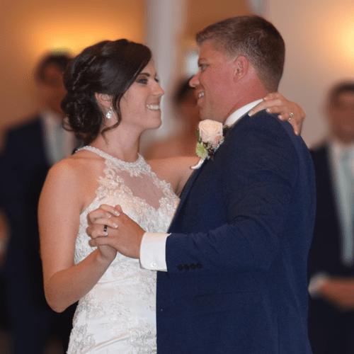 Wedding: Maura and Nicholas at Traditions at the Links, 8/29/15