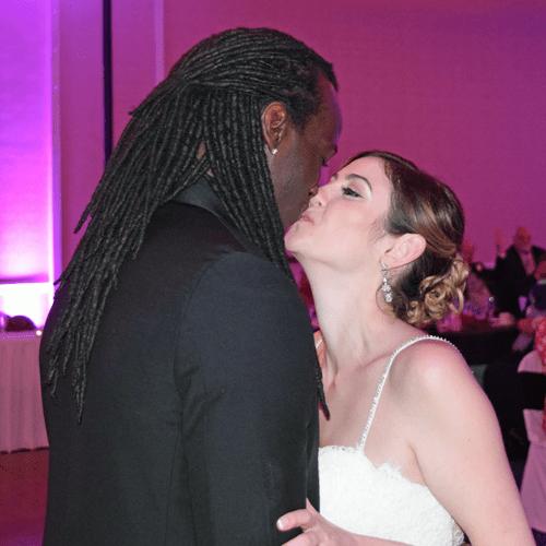 Wedding: Sarah and Bernard at Sheraton, Syracuse, 5/7/16