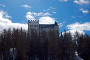 Hotel Waldhaus Sils Maria.