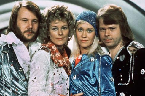 40 Jahre Waterloo von ABBA.