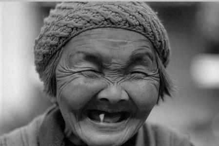 Ein ansteckendes Lachen