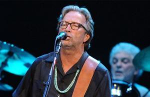 Eric Clapton: Mit seinem Hommage-Album an J.J. Cale auf Platz 2.