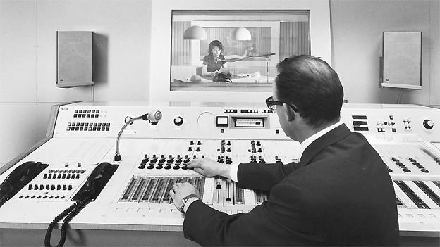 radiostudio- 70er jahre