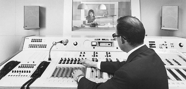 100 Jahre Radiogeschichte als Multimedia-Show