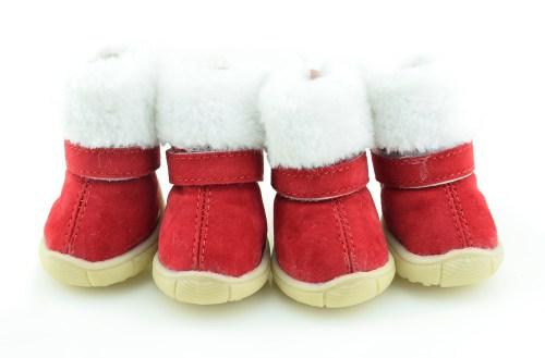 Medium Of Dog Snow Boots