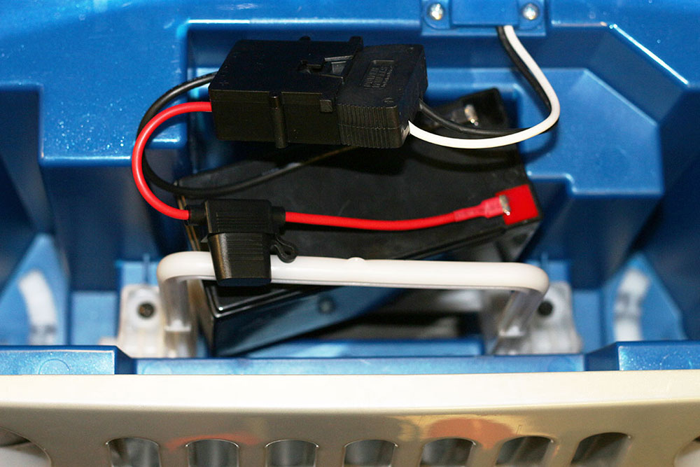 Wire Harness Connector for Fisher-Price® Power Wheels® 12-Volt SLA