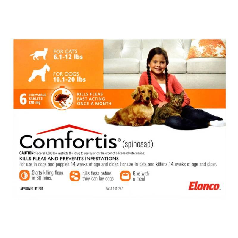 Large Of Comfortis Without A Vet Prescription