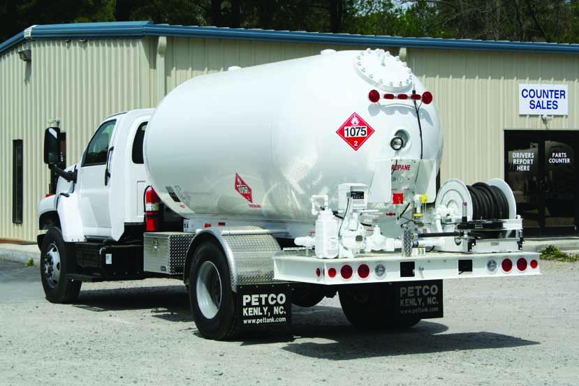 New Bobtails - Petroleum Tank