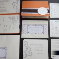 DIY Wedding Invitation - Part 2