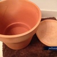 Project Terra Cotta Pot