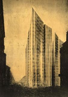 Mies van der Rohe skyscraper