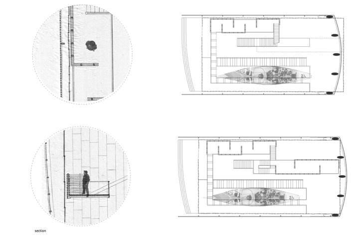 Sailboat Museum | University of Houston | pettydesign | James Petty