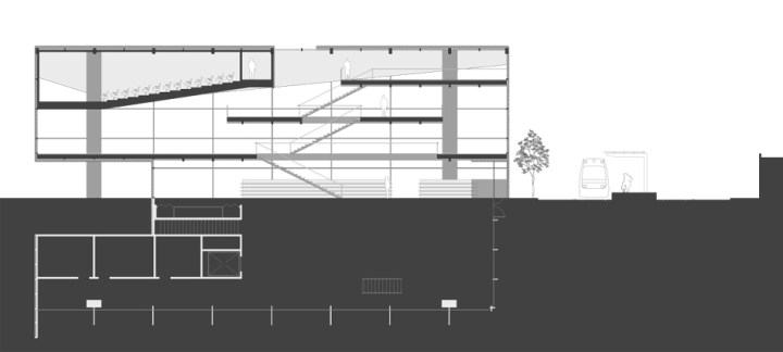AIA Office + Exhibition | pettydesign | James Petty