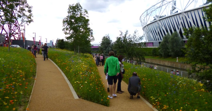pettydesign | London2012 | Olympic Park Gardens