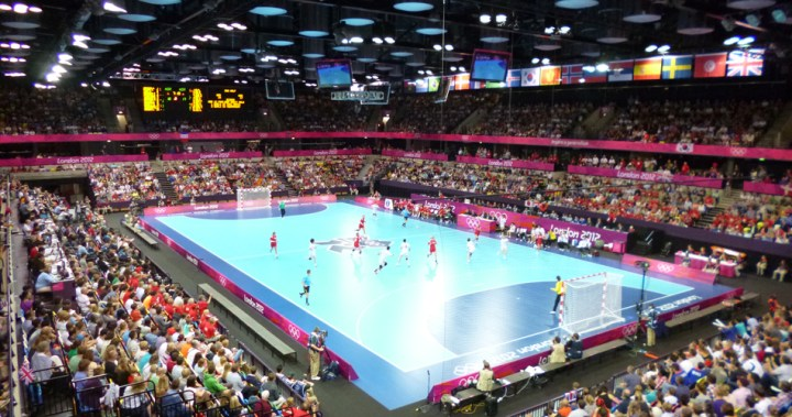 pettydesign | London2012 | Handball | The Copper Box | Norway vs Korea