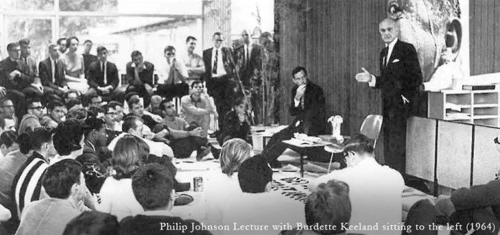 Pedagogy and Place: University of Houston College of Architecture | James Petty | pettydesign | Philip Johnson Lecture