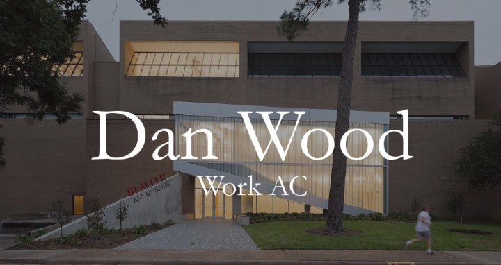 Architectural Startup: Dan Wood | James Petty | pettydesign