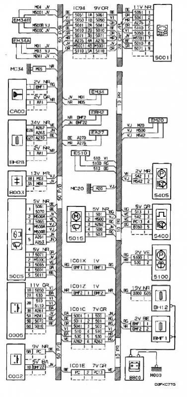 wiring diagram icons