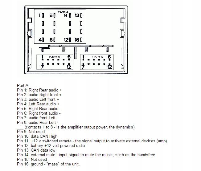 Peugeot 308 Wiring Diagram Wiring Diagram