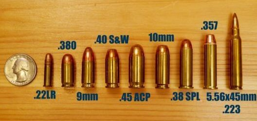 Handgun Calibers The Definitive Guide - Pew Pew Tactical
