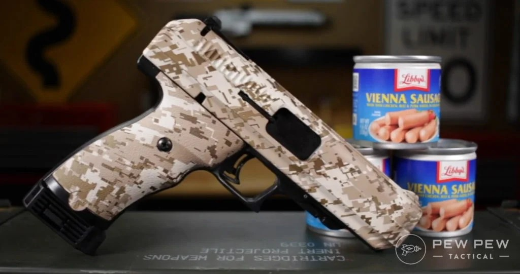Review Hi-Point 45 ACP  Clunky But Runs - Pew Pew Tactical