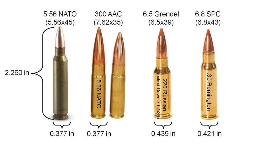 Best Alternative AR-15 Cartridges and Calibers - Pew Pew Tactical