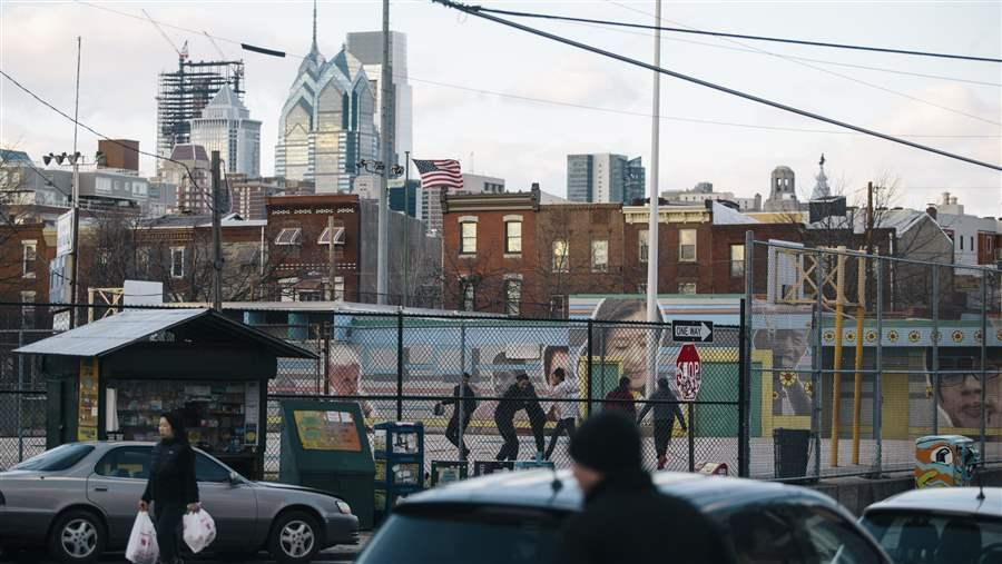 Philadelphia\u0027s Poor The Pew Charitable Trusts