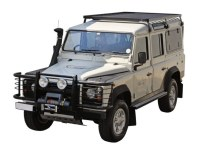 Land Rover Defender 110 Slimline II 3/4 Roof Rack Kit - by ...