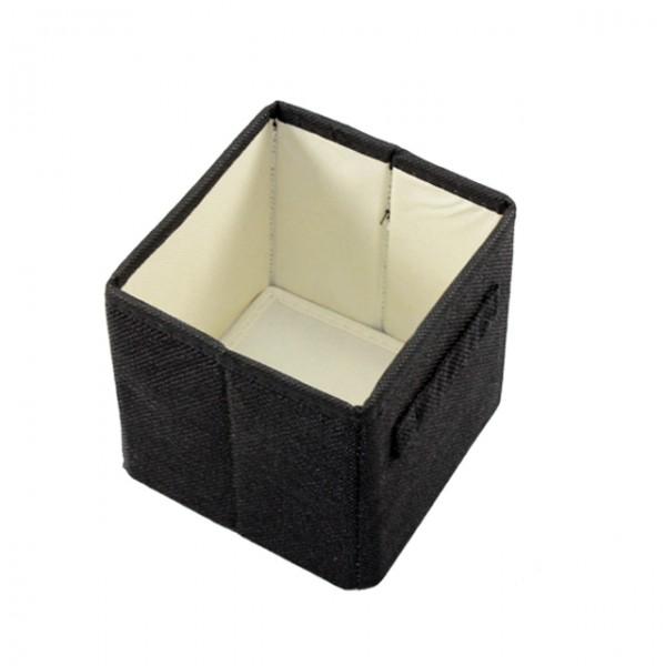 Aufbewahrungsbox KLEIN 12x12x13 Badezimmer Korb Kiste Box