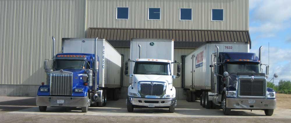 Pfeninger - Trucking and Warehousing
