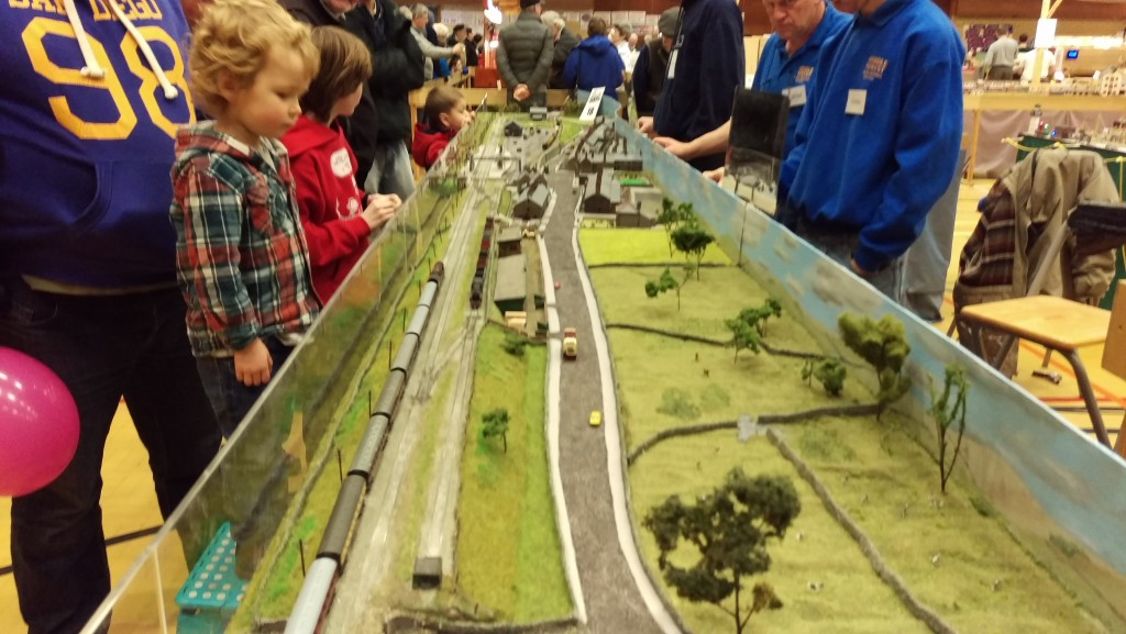 Pendle Forest Model Railway Society Earby N Gauge