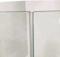 Glass Shower Door Seal - Frameless Door Seals | pFOkUS