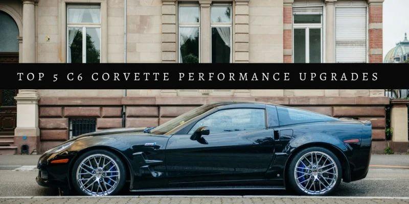 c6 corvette horsepower upgrades