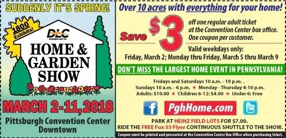 Pittsburgh Home Garden Show Star Pittsburgh