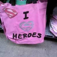 Superhero Tote