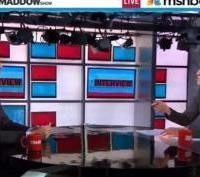Rachel Maddow Rick Santorum