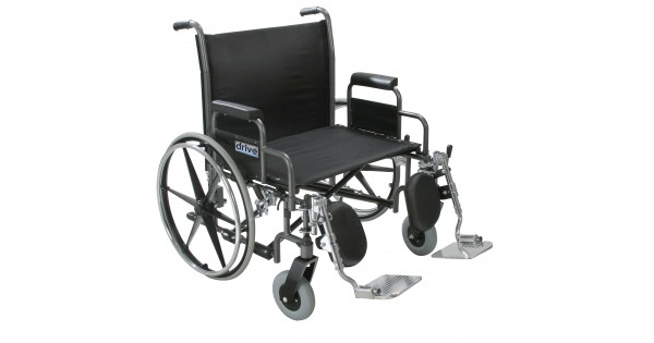 Heavy Duty Wheelchair Sentra Extra Extra Wide 26quot To 30