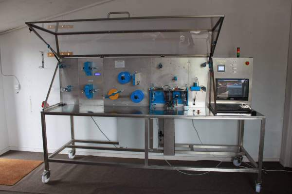PharmSouth - Braid Inspection Machine