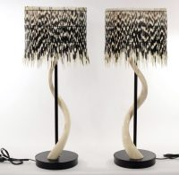 UNIQUE FLOOR, TABLE & BEDSIDE LAMPS - Phases Africa ...