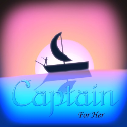Captain for her