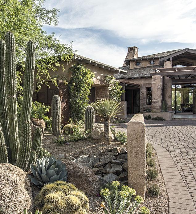 Landscape + Garden - Phoenix Home  Garden