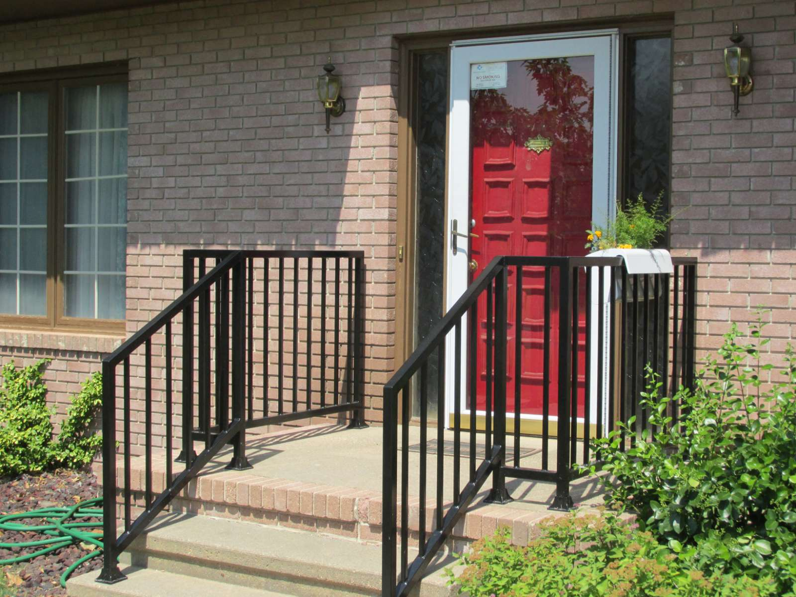 Wrought Iron Railings Products Pleasantview Home