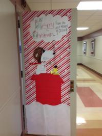 Christmas Door Decoration Contest - Phil-Mont Christian ...