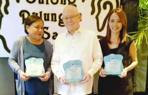 bulong-pulongan-award