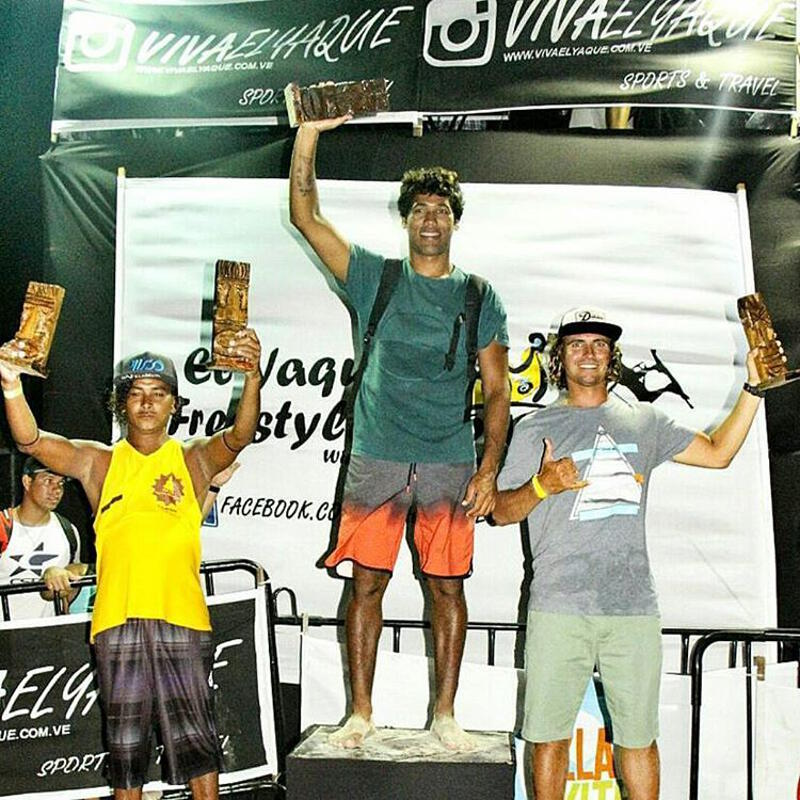 SuperX podium: 1st - Gollito Estredo, 2nd - Phil Soltysiak, 3rd - Duglas Salazar