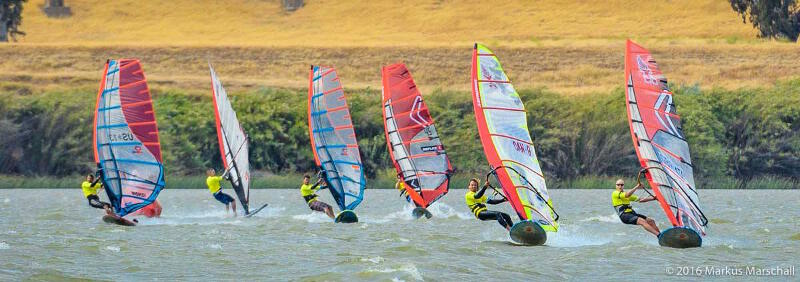 Racing at Rio Vista - Photo by Markus Marshall